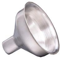 Воронка из нержавеющей стали для хип колбы колба вина горшок карманный кувшин бутылка масла широкий рот кухонные инструменты бесплатная доставка LX6053