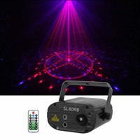 Mini 3 Len 40 RB Red Blue Patterns Projector Stage Equipment...
