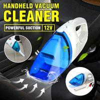 Портативный автомобильный пылесос облегчает высокую мощность мокрые и сухое двойное использование супер всасывание 60 Вт вакуумальный очиститель 12 В