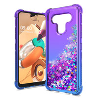 Para LG STYLO 6 Caso K51 areia movediça Caso cobrir Glitter Líquido TPU para Motorola MOTO G Stylus caso de telefone B