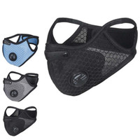 2020 new Outdoor Cycling Face Mask Dust- proof Mesh Mouth Mas...