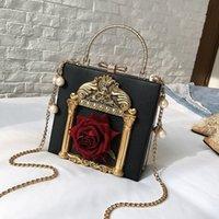 Span sale-lhlysgs frauen handtasche rosa tasche duffle kette handtaschen für taschen designer trendy luxus mit gire einzeln heißer marke sollte qtfhf