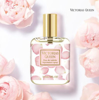 أعلى بيع victarias ملكة المرأة زهرة العطر الصلبة العطر العطر الطازجة والطبيعية دائم السيدات العطور 30 ملليلتر CZ134