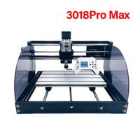 CNC 3018PRO MAX 500MW 2500MW 5500MW 15W Lasergraveur CNC-Router Machine GrLL1.1 ER11 DIY 15000mw Lasergraviermaschine