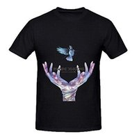 mens designer t shirts shirt Smoke Mirrors Imagine Dragons Chemises à manches longues pour hommes