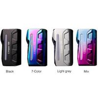 Yosta Livepor 100 TC Box Mod Único 21700/20700/18650 Bateria 100 W E Cigarro Vape Mods 100% Origina