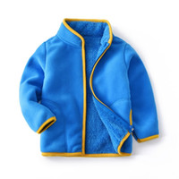 good quality boys jacket winter children casual fleece warm ...