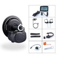 Tongsheng TSDZ2 36V 250W 350W 48V 500W Couple Sensored Bricolage eBike entraînement mi Manivelle Moteur Kit Vélo électrique moteur Kit de conversion