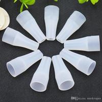Cappuccio monouso Drip silicone puntali monouso Bocchino Per Sigelei Wildfox Starter Kit Con Fuchai Wildfox AIO Mod di alta qualità