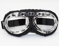 gafas de buena motocicleta todoterreno prueba de vehículos eléctricos arena bicicleta los vidrios de alta banda elástica de ajuste libre de la fuerza elástica elástica yakuda