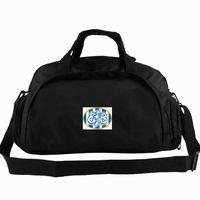 Esbjerg fB вещевой мешок EFB игрок тотализатор синий воды Арена Футбольный клуб рюкзак футбольная команда камера Спорт плечо вещевой эмблема слинг пакет