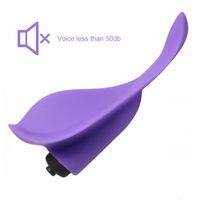 Wearable Panty Vibrador Silicone Waterproof vibratório Calcinhas portátil Clitoral estimulador vibratório Adult Sex Toy For Women