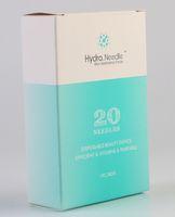 المحمولة هيدرا إبر مايكرو الإبر القضيب زجاجة حقن المصل في الجلد قابلة لإعادة الاستخدام تجديد الجلد مكافحة الشيخوخة المجهرية