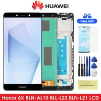 LCD Display For Huawei Honor 6X Lcd touch screen Digitizer A...
