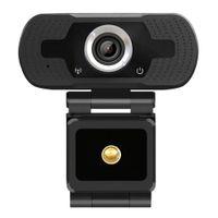 1080P HD Mini Webcam Web-Kamera Eingebautes Mikrofon Live Broadcast Kamera USB-Videorekorder Home Office Essentials-