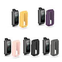 Защитные чехлы для смарт-часов для Xiaomi Huami Amazfit Cor 2 A1712 Тонкий красочный защитный чехол для ПК для Amazfit Cor 2 Чехлы для часов