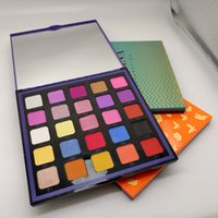 Eye Shadow Palettes Pro Kunst Palette von 25 High-Performance-Schattierungen Pro Pigment Palette Vol.1 / 2/3 frei