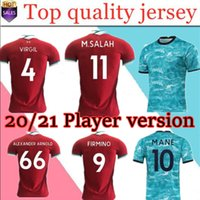 New 2020- 21 Top Thai Quality player version soccer jersey ho...