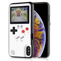 Console per videogiochi retrò portatile Lettore di colori Macchina LCD a colori Per iPhone 6 7 8 8plus X XS Max Xr