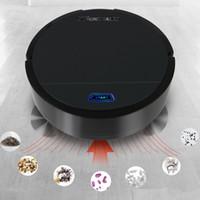 Nouvelle charge USB balayage automatique robot mini machine de nettoyage domestique paresseux aspirateur intelligent appareil