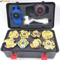 Golden style Beyblade Burst Bey Blade Toy Metal Funsion Bayb...