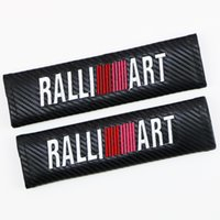 Araç-Şekillendirme araba amblemi Vaka İçin Mitsubishi Lancer 10 Ralliart Ralli Sanat Aksesuarlar Oto Rozet Aksesuarları Araç-Şekillendirme