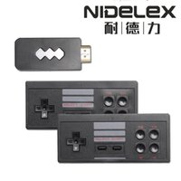 568 개 클래식 비디오 게임 듀얼 핸드 헬드 게임 패드의 새로운 무선 U-BOX 비디오 게임 콘솔 지원 HD TV 아웃