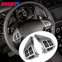 Cruise Control mudar VOLANTE botões para Mitsubishi L200 (KB) ASX Outlander XL acessórios 2007-2012 carro