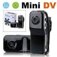 Cyberstore Portátil Mini DV MD80 DVR Cámara de video 720P HD DVR Digital Micro Videocámara Video Grabadora de audio webcam