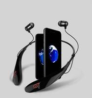 جديد Y98 رياضة الجري سماعات بلوتوث V4.1 لاسلكية سماعة ستيريو يدوي في الأذن سماعات الأذن ل فون هواوي سامسونج