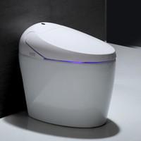 المرحاض الذكي المدمج في الحائط التنظيف التلقائي إزالة الروائح الكريهة المرحاض المراحيض الساخنة متعددة الوظائف OEM