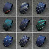 New Variety of Men Tie Fashion Diagonal Stripes Personality ...