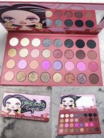 Paletas de sombras para os olhos IMEAGO 32 paletas de cores para os olhos IMEAGO sombra de olho para criadores da IMEAGO Nude Shimmer Sombras foscas para sombras Paleta de alta qualidade