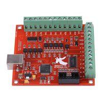 Freeshipping preiswerter Preis USB MACH3 100Khz Bewegungs-Prüfer-Karten-Breakout-Brett für Noteingang der CNC-Stich-Unterstützungs