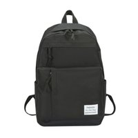 Backpack Women Japan and Korean Casual Nylon Couple Backpack...