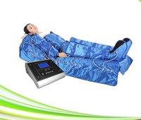 lontano infrarosso presoterapia pressotherapie 3 in 1 gamba stivali massaggio compressione dell'aria massaggiatore