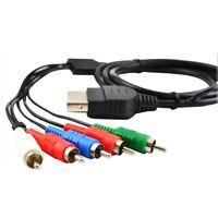HD 구성 요소 AV 케이블 원본 XBOX 1 세대 오디오 비디오 코드 어댑터 용 고화질 TV 연결 장치 연결 무료 배송