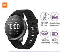 Xiaomi YouPin Haylou solare LS05 intelligente orologio del metallo di sport Heart Rate Monitor sonno IP68 impermeabile Supporto iOS Android