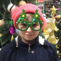 هدايا للأطفال الكبار نظارات عيد الميلاد الإطار عيد الميلاد الديكور لحزب الوطن سانتا كلوز دير Rabit الإكسسوار الأذن تأثيري الدعائم الصورة نظارات
