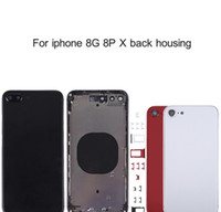 For iphone 8 8G 8Plus X XR XS MAX Back Cover Middle Chassis ...
