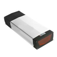 테일 라이트 및 5V USB 후면 ebike 48V 20AH 리튬 배터리 (충전기가있는 500W ~ 1200W 모터 용)