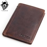مصمم خمر 100٪ ٪ carteiras masculinas جلد البقر الرجال قصيرة محفظة محفظة حامل البطاقة عملة جيب الذكور محافظ K4420