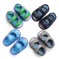 Baby Cute Animal pattern sandals dinosaur crocodile toddlers...