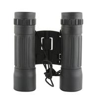 10x25 Binocular Zoom Fält Glasögon Bra handhållen Ourdoor Telescopes Kikare för fågelskådning Resa Jakt Camping Binokulär
