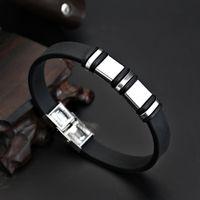 74d2c29025b9 ... Charm Rainbow Pride Wristband Silicone Rubber Bracelets Lesbian Bangle  Wristband. US  0.46   Piece. New Arrival