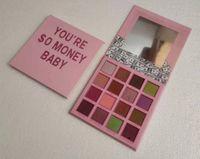Vendeur chaud Vous êtes donc l'ombre de l'argent Eye Palette bébé maquillage 16colors argent bébé Palette de fard à paupières de haute qualité En Stock