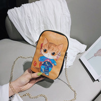 OCARDIAN Handbag Fashion Women Animal Prints Cute Letters Ch...