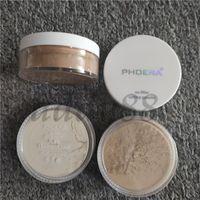 New Phoera Foundation Свободная установка Порошок Fix Makeup Powder Min Pore Breaken Concealer Бесплатная Доставка