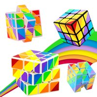 Unequal Magic Cube Puzzle Magic Game Toys Adult and Children...