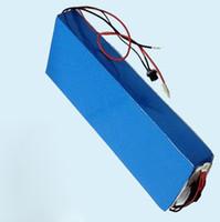 Harley электрический самокат батареи 60V 10AH Packs (16S4P) литий-ионная батарея с BMS и китайской 18650 2500mAh Cell